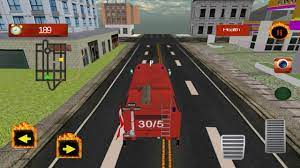 Time for a quick bite. Fire Truck Game Youtube