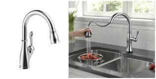 Delta Kitchen Faucet Reviews Delta 9178 Dst Kitchen Faucet Review Kitchenfolkscom