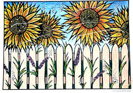 Fancy Design Sunflower Coloring Pages For Adults Free Flower Moms