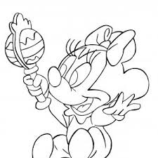 Small Picture Mickey Mouse Coloring Pages And Book Uniquecoloringpages Printable