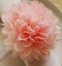Crepe Paper Flower Balls Making Crepe Paper Flowers Wedding