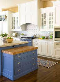 Exquisite Kitchen Design Awesome Design Trend Blue Kitchen Cabinets 48 Ideas To Get You Started