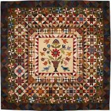 The Cotton Patch & Medallion Melody Quilt Kit & Pattern Adamdwight.com