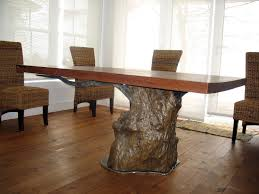 unique wooden furniture. Unique Wood Dining Tables Wooden Furniture A