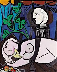 pablo picasso s paintings of his much younger lover asleep are among his most admired works