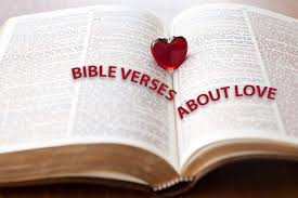 We love because he first loved us. Bible Verses About Love What Do The Scriptures Say About Love