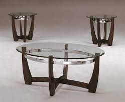 Ideas Related To Exquisite Contemporary Coffee Tables San Francisco Glass Table  Sets Round Clear Glass Coffee Table With Curved Nickel Base 7 And Glass ...