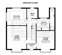 join me on an empty room tour and get a grasp the new house layout39 room