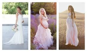 pregnant wedding dresses. 20 Elegant Wedding Dresses For Pregnant Brides