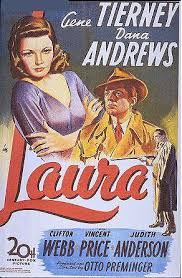 no place for a w the femme fatale the hero and camera are visually obsessed the femme fatale laura 1944