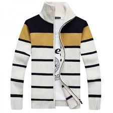 Buy Mens Fashion Style Sweater Cardigan <b>2018 New Arrival</b> Full ...