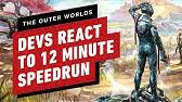 <b>The Outer Worlds</b> - Gameplay Trailer | E3 2019 - YouTube