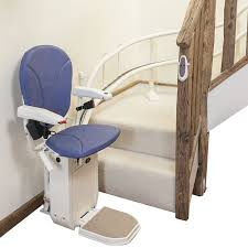 Stair chair lift Build Your Own Curved Stair Lift Example Towson Medical Equipment Stair Lifts Quick Stairlift Price Quotes Over Phone Ameriglide