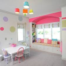 creative playroom style applying contemporary room style astounding colorful touches for kids playroom attractive interior furnished with window sitting astounding picture kids playroom furniture
