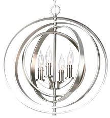 orb chandelier lighting sphere chandelier lighting 4 light sphere orb chandelier brushed nickel sphere chandelier circa