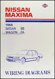 1988 nissan maxima wiring diagram manual original Nissan Maxima Wiring Diagram Nissan Maxima Wiring Diagram #77 nissan maxima wiring diagram manual