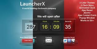 countdown templates free responsive website templates dabeetz com