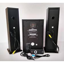 Dàn âm thanh giải trí đỉnh cao- loa vi tính hát karaoke âm thanh đỉnh cao  có kết nối Bluetooth Isky - SK328 - Dàn âm thanh