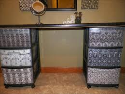 diy makeup vanity table. Plain Diy Diy Makeup Vanity Table Decor Color Ideas Of Bright Images  New Mirror To