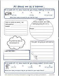 All About Me Worksheets Pdf Free Two Sided Getting To Know You Worksheet Safe Pdf