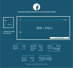 2018 social a image size cheat sheet infographic
