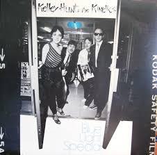 Kelley Hunt & The Kinetics* - Blue Light Special (1981, Vinyl) | Discogs