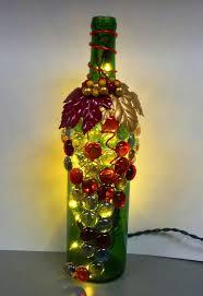 Wine Bottle Lamp Diy 46 Best Wine Bottle Images On Pinterest Wine Bottle Crafts