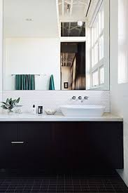 Black And White Bathroom 93 Best Black And White Bathrooms Images On Pinterest