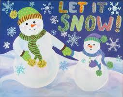 Cute snowman christmas snowman christmas crafts christmas ornaments kids christmas art christmas drawing christmas clipart snowman 'christmas snowman' painting print on wrapped canvas. Snowman Acrylic Painting Tutorial