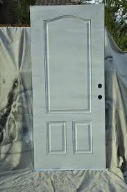 painting a fiberglass door luxury how to paint your fiberglass door entryway makeover part 3