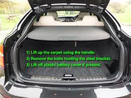 Bmw X6 Car Battery Location Abs Batteries