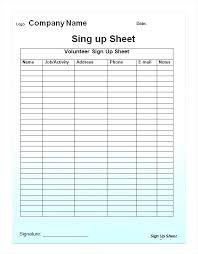 Raffle Sign Up Sheet Template Raffle Sign Template Free Templates Sheet Spreadsheet