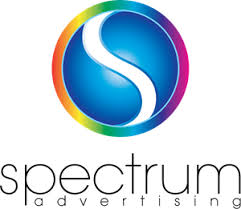 Spectrum Advertising Logo Vector (.EPS) Free Download