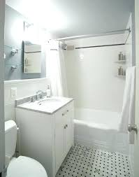 carrara marble subway tile shower 3x6 white and bathroom