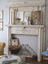 cau chic a new find inspires a change on the mantel fireplace today