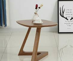 2018 nordic side a few solid wood side table creative small coffee table simple modern bedside table mini sofa a few sitting corners from loveinhome