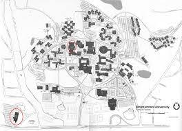 binghamton university map binghamton university binghamton