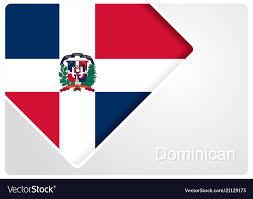 Dominican Flag Design Dominican Republic Flag Design Background