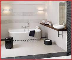 Außergewöhnliche Badezimmer 621624 Bad Fliesen Schwarz Weiß Mit