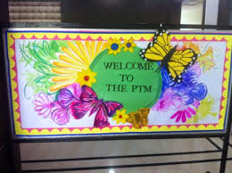 lately my colleague twisha made this bulletin board for pas teacher meeting the material used to make this board includes mainly the watercolors and