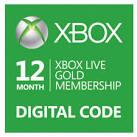 xbox live 12 monate günstig