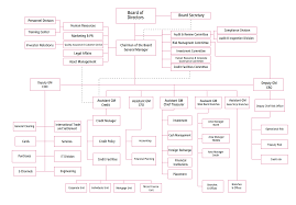 Bank Of Palestine Annual Report 2012 Organizational Chart