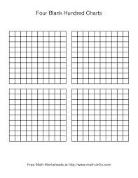 Blank Hundreds Chart Large Printable Hundreds Chart Livedesignpro Co