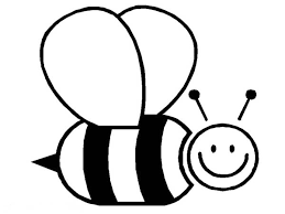 Small Picture Big Fat Bumblebee Flying Around Coloring Page Download Print