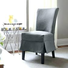 grey dining chair covers outstanding marvelous chair covers for dining room chairs custom dining chair slipcovers