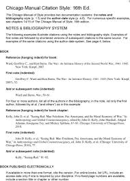9 10 Chicago Style Bibliography Examples Sacxtracom