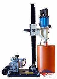 hand held core drill. shibuya™ rh-1531 d-handle hand held core drill