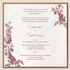 may, 2016 archive page 83 nice wording for wedding invitations Affordable Hindu Wedding Cards wedding card invitations square ivory purple floral pattern with adorable lettering and wording mecy paper indian Hindu Wedding Cards Templates
