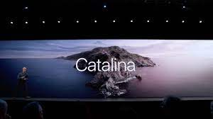 macOS Catalina wallpaper ...