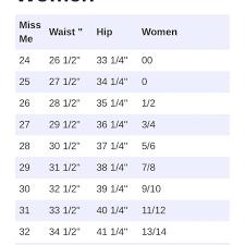 Ladies Jeans Sizes Conversion Chart 41 Hand Picked Girls Jeans Size Chart Conversion